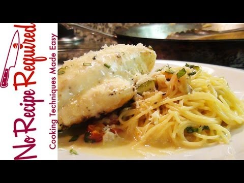 Chicken Fontina - NoRecipeRequired.com