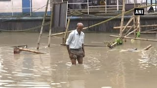 Assam floods: Ferry services to Guwahati's Umananda temple halted