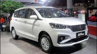 Maruti Suzuki ertiga review - new car in India 2018 model