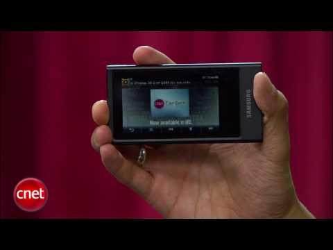 iPod Touch vs. Samsung P3