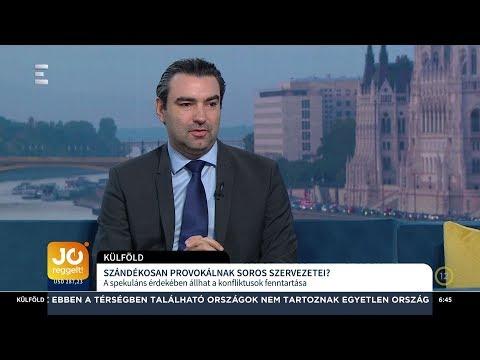 Szándékosan játssza ki a jogszabályokat a CEU - ifj. Lomnici Zoltán - ECHO TV