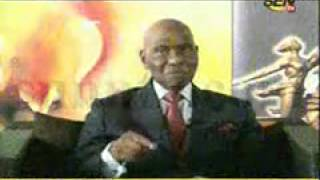 Entretien Avec Abdoulaye Wade