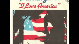 Patrick Juvet I Love America