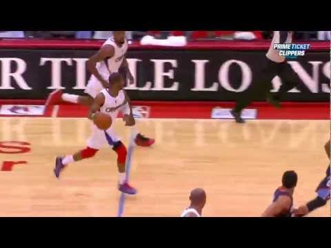 DeAndre Jordan BLOCKS & Blake Griffin SLAMS