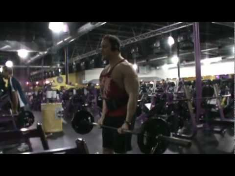 Bicep Strength Training, Powerlifting routine Image 1