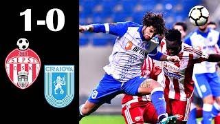Rezumat: Sepsi - U Craiova 1-0 0-0 sepsi ucraiova