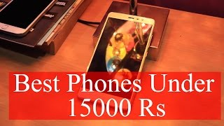 Best phones under 15000 Rs (Redmi Note 3 vs Moto G4 Plus Vs K5 Note Vs le 2 Vs Zuk Z1)