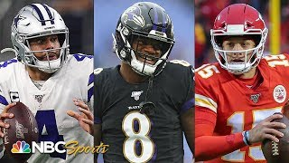 NFL Power Rankings: Most underpaid players in the league | NBC Sports