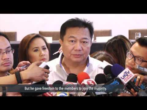 Bebot Alvarez: No less than 50 LP lawmakers jumping ship to PDP-Laban