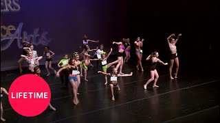 Dance Moms: The ALDC Participates in an Improv Competition (Season 4 Flashback) | Lifetime
