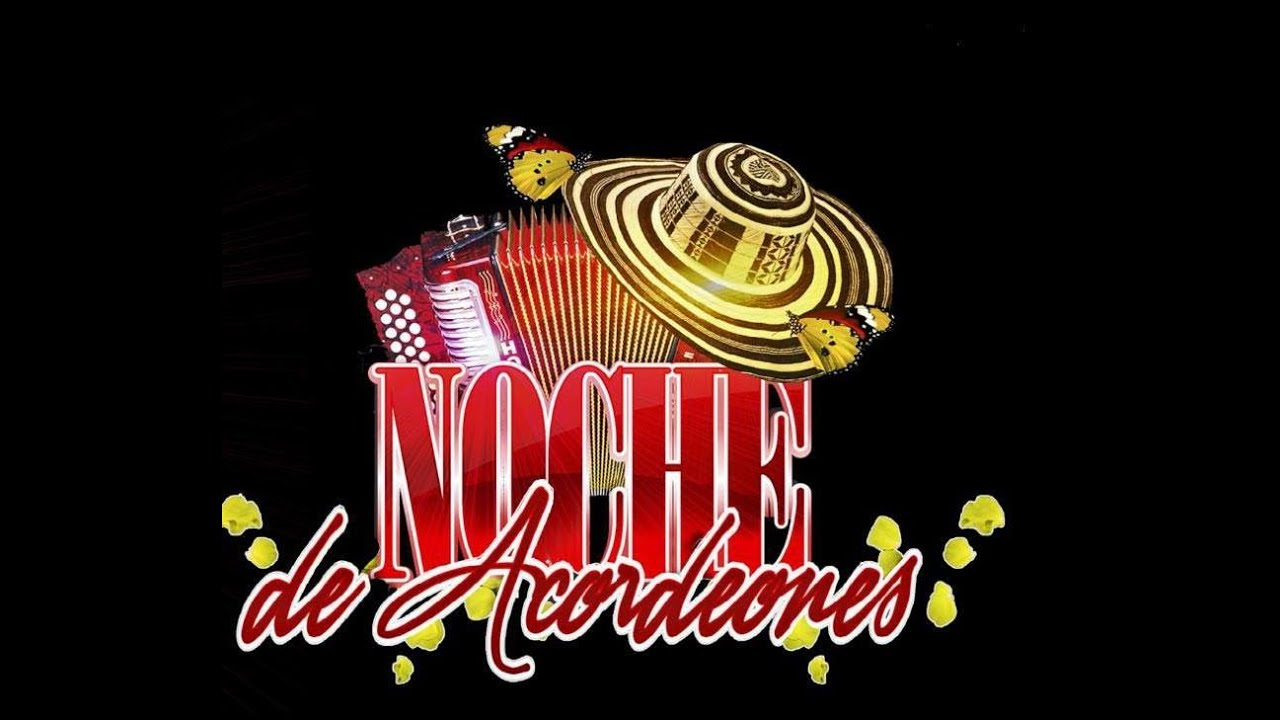 Noche de acordeones - Muy pronto en Quito - YouTube