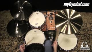 "Paiste 20"" Formula 602 Medium Ride Cymbal (1041720-1103014H)"