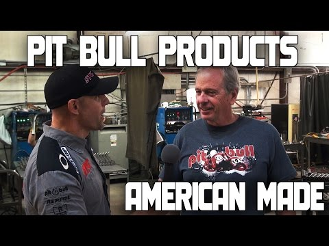Pit Bull Products: American Made from Sportbiketrackgear.com