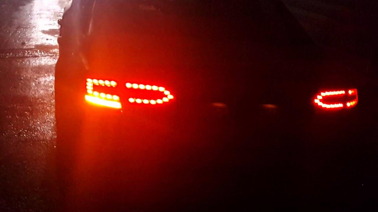 Задние фонари ауди а6 с5