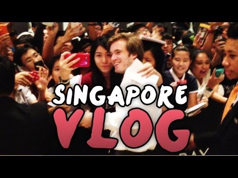 VLOG - Singapore - BROS ARE EVERYWHERE!