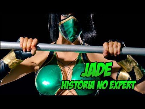 Mortal Kombat 9 - Modo história no expert: Jade e seus peitos