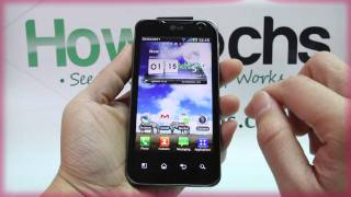 LG P990 Optimus 2X_ Demo