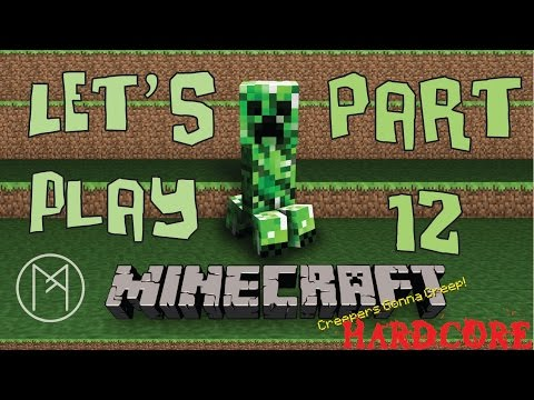 Minecraft Let's Play To the END. Part 12 | MrCrucial like's Hardcore