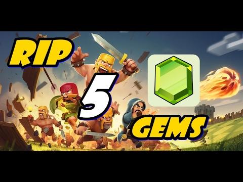 Clash of Clans #2  - Отново атакувам тъпо [ RIP 5 GEMS :( ]