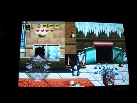 LEGO BATMAN on Samsung GT-S5230 Star(HD)(Landscape)