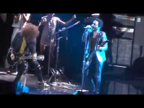 Lenny Kravitz - Are You Gonna Go My Way (sportpaleis Antwerpen 21 11 2014) video