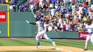 Rockies' Top Five plays of the first half