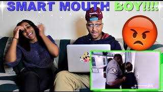 Seth Smartest Kid on Beyond Scared Straight Reaction!!!