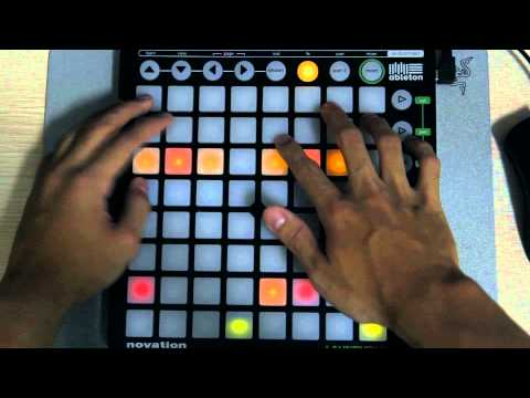 first Of The Year (equinox) - Skrillex - Launchpad Cover By Ahom video