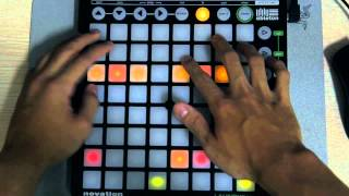 """First of the Year (Equinox)"" - Skrillex - Launchpad Cover by Techris"