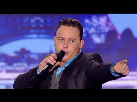 Image video Fabian Le Castel Imitateur - Incroyable Talent 2012