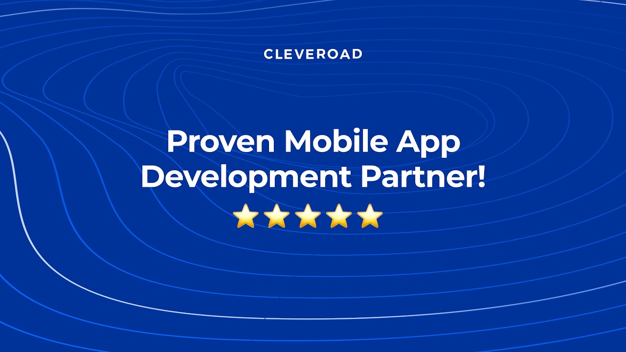 [Cleveroad Inc. Be clever, follow the right road!] Video