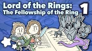Lord of the Rings The Fellowship of the Ring - Extra Sci Fi - 1