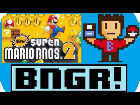 BNGR! New Super Mario Bros. 2 Review