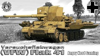 War Thunder: Versuchsflakwagen (VFW) Flak 41, German, Tier-3, Tank Destroyer