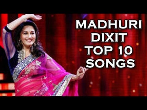 Madhuri Dixit Top 10 HIT songs: MUST WATCH