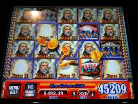 Slot machine sieraden zeus