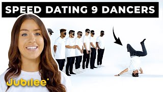 Speed Dating 9 Men Based On Their Dancing