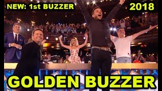 Download Lagu #1 GOLDEN BUZZER 2018! STANDING OVATIONS ♥EMOTIONAL MAGIC WILL MELT YOUR HEART♥ Britain's Got Talent Gratis STAFABAND