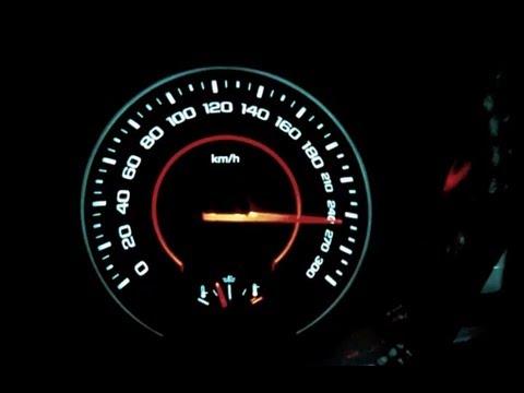 Chevrolet Camaro SS 0-260 km/h (Motorsport)