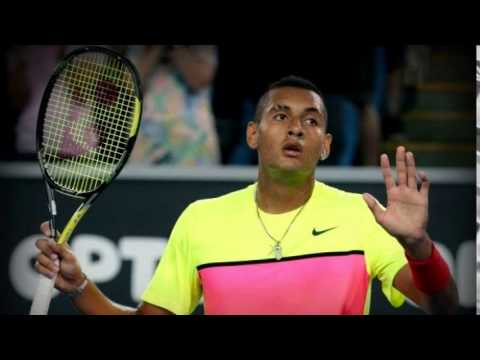 Tennis ace Nick Kyrgios swears at man in the crowd