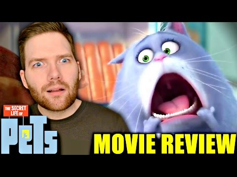 The Secret Life Of Pets - Movie Review