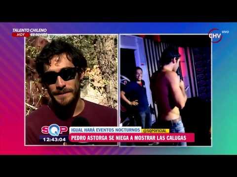 Estan Juntos Romina y Pedro Pedro Astorga Sqp 20 Mayo 2015
