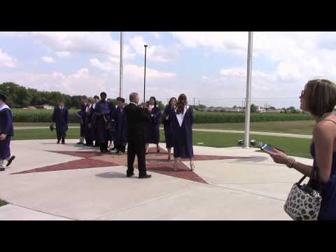 Holy Trinity Catholic High School 2014 Graduation Part 4