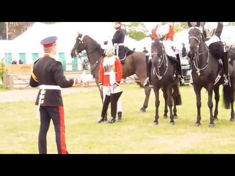Household Cavalry Best Turned Out Trooper 2013
