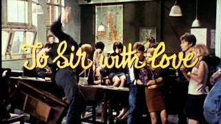 To Sir, with Love (1967) - Official Trailer