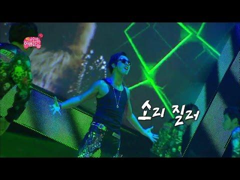 【tvpp】haha - 'sexy Boy' With Young Ji, 하하 - '섹시 보이' With 영지  Infinite Challenge video