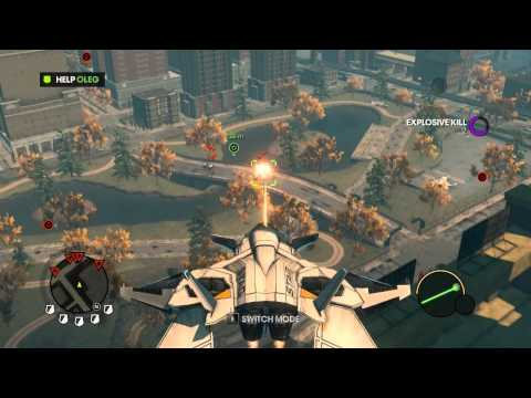 Saints Row The Third - Transformers