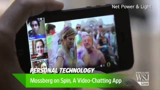 New Group Video Chat App: Spin