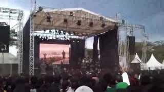 Mesin Tempur - Live in Kickfest 2012, Gasibu Bandung