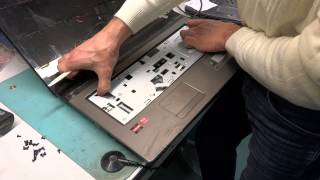 Разборка ноутбука Acer Aspire 7560G .Disassembling laptop Acer Aspire 7560G
